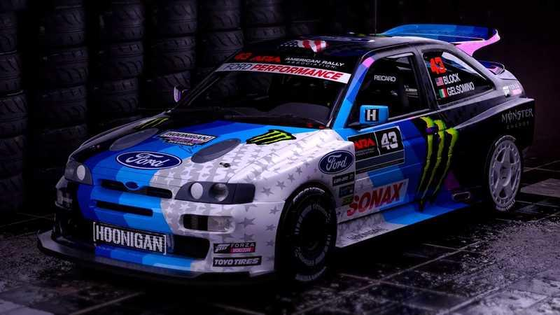 Ken Block Presents His New Ford Escort Ahead Of His World Tour