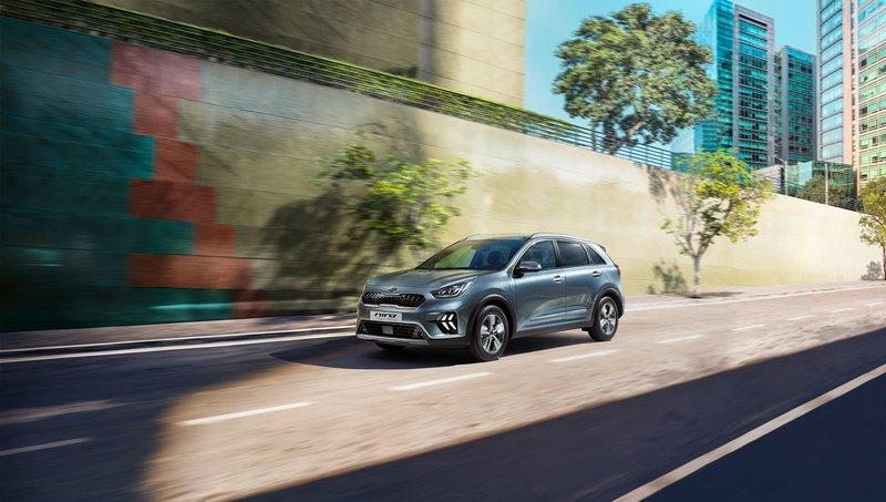 Kia Gives 2019 Niro Electrified Crossover Its Midlife Refresh