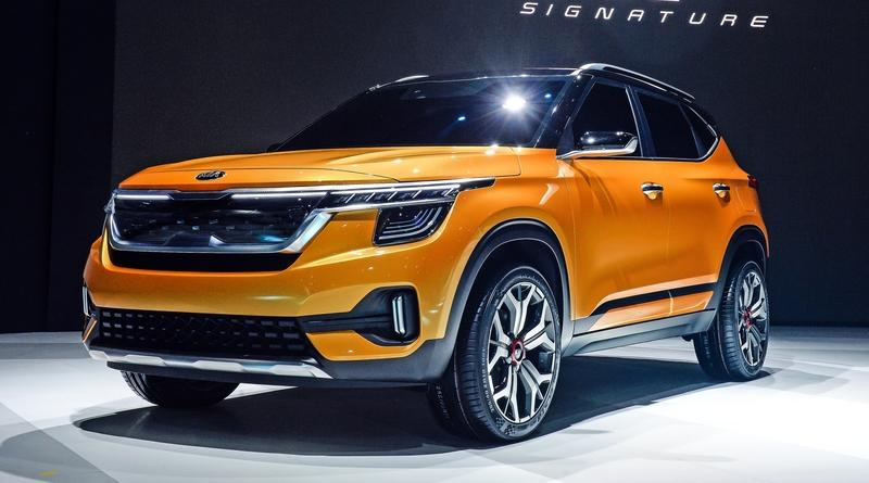 2019 Kia Sp Signature Concept