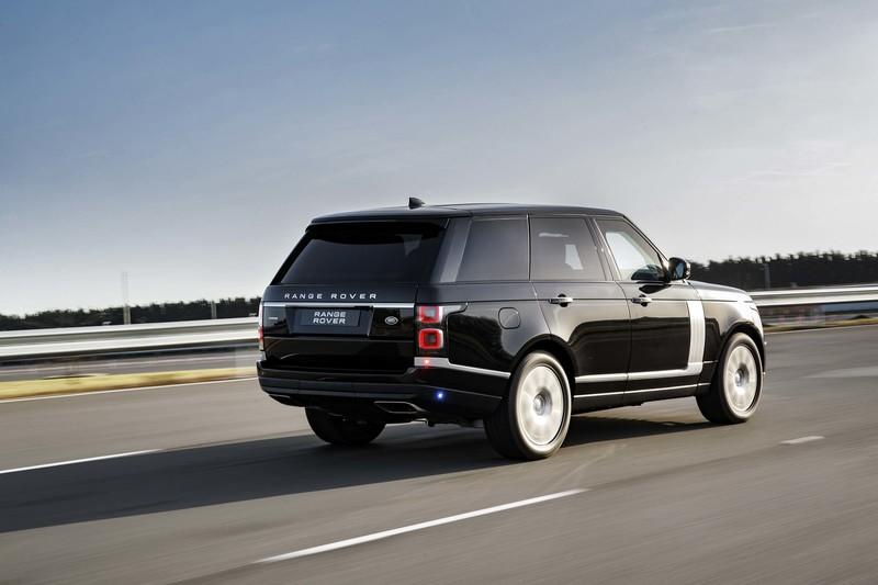 2020 Land Rover Range Rover Sentinel - image 826865