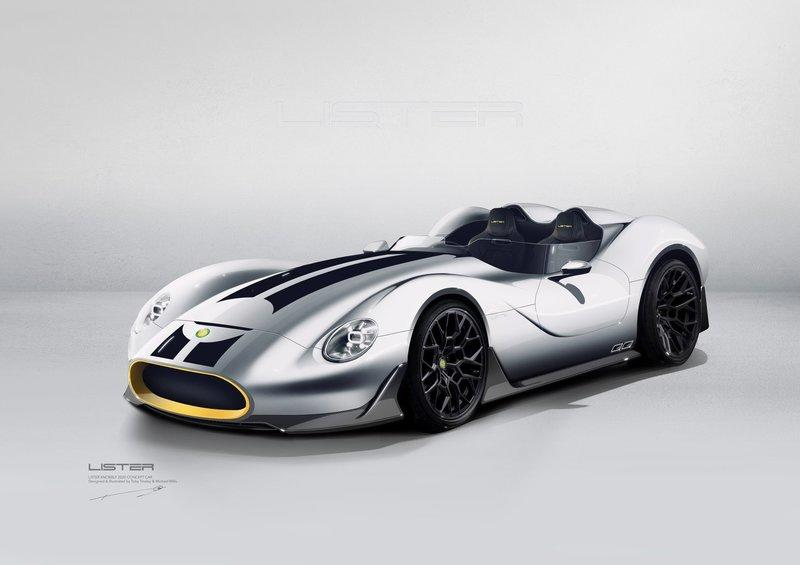 Lister Will Bring Back The Knobbly As An Insane Speedster - image 830571