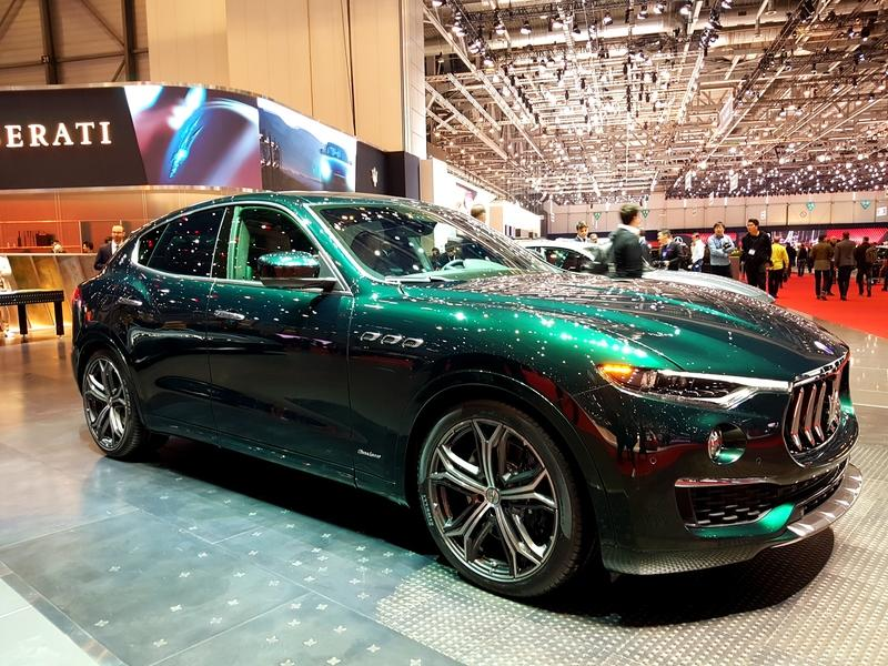 2019 Maserati Levante One of One Allegra Antinori