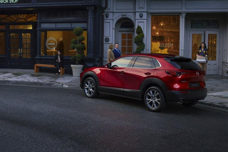 The 2019 Mazda CX-30 is Cool and All, But Why Isn't it Called the CX-4?