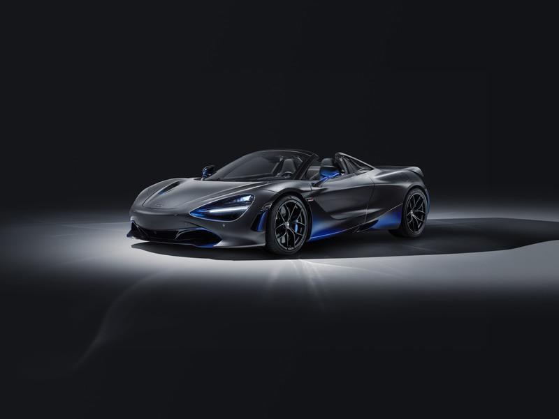 2019 McLaren 720S Spider by MSO