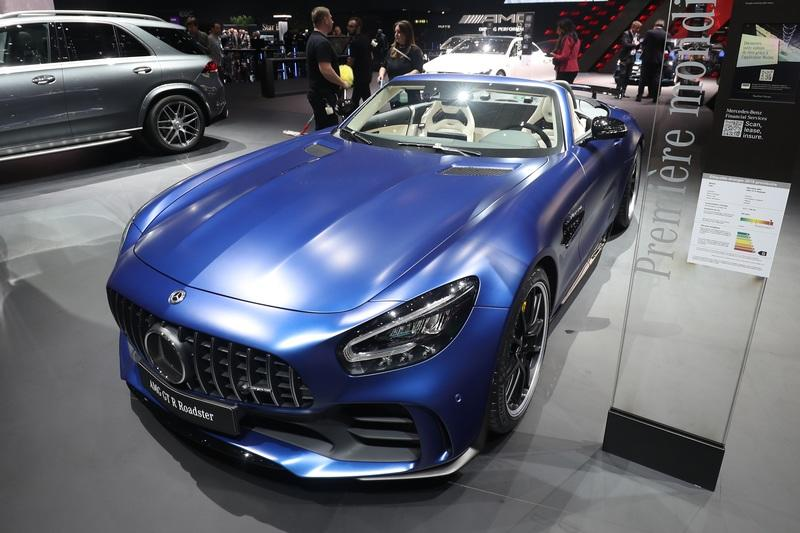 Mercedes-AMG GT-R Roadster Has the Makings of a Future Collectible