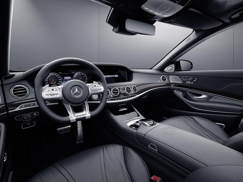 2019 Mercedes-AMG S65 Final Edition Interior - image 826916