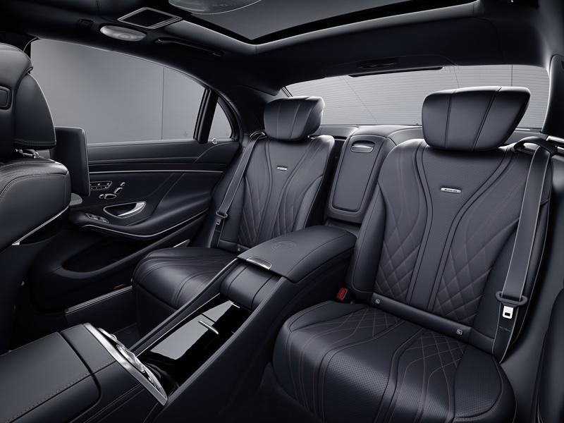 2019 Mercedes-AMG S65 Final Edition Interior - image 826917