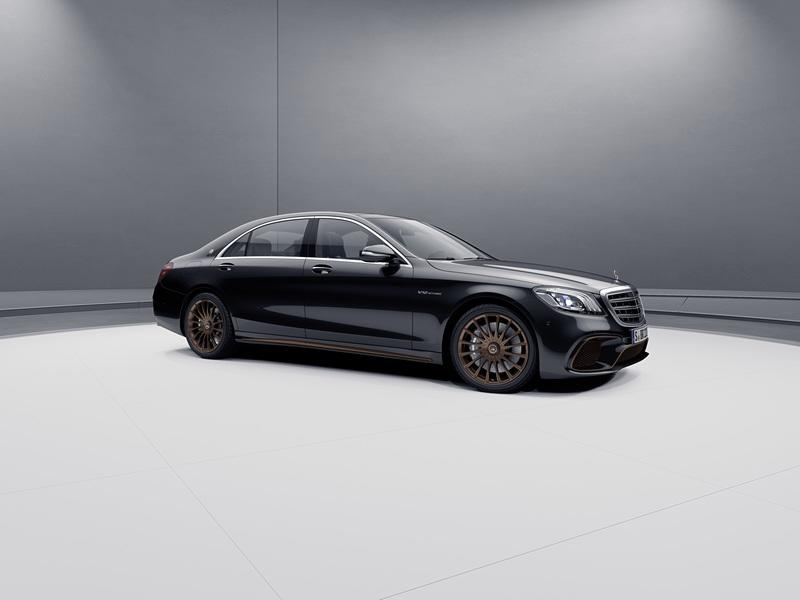 2019 Mercedes-AMG S65 Final Edition Exterior - image 826910