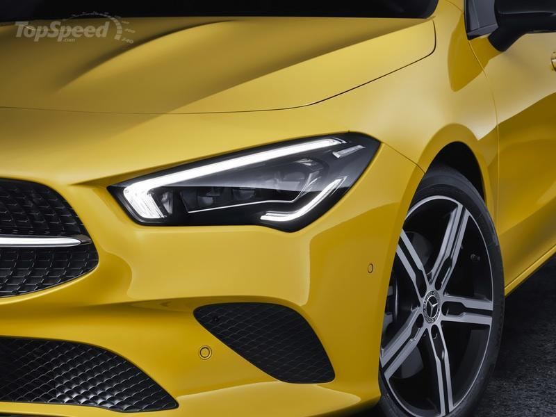 2020 Mercedes-Benz CLA Shooting Brake Exterior - image 827382