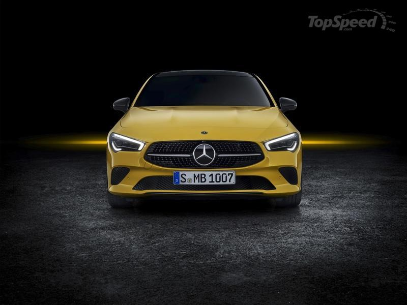 2020 Mercedes-Benz CLA Shooting Brake Exterior - image 827385