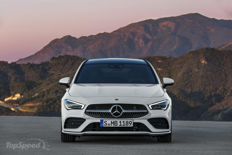 2020 Mercedes-Benz CLA Shooting Brake mixes style and space in Geneva