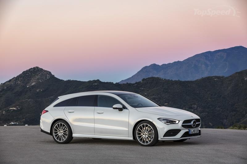 2020 Mercedes-Benz CLA Shooting Brake Exterior - image 827399