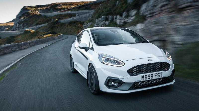 Mountune's Newest Kit Boosts the 2019 Ford Fiesta ST's Output to 222 horsepower