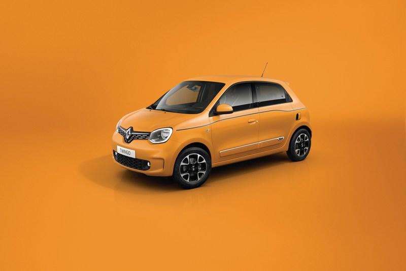 2019 Renault Twingo shows up with new face and engine in Geneva