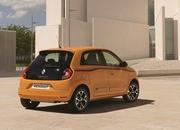 2019 renault twingo shows up with new face and engine in geneva top speed. Black Bedroom Furniture Sets. Home Design Ideas