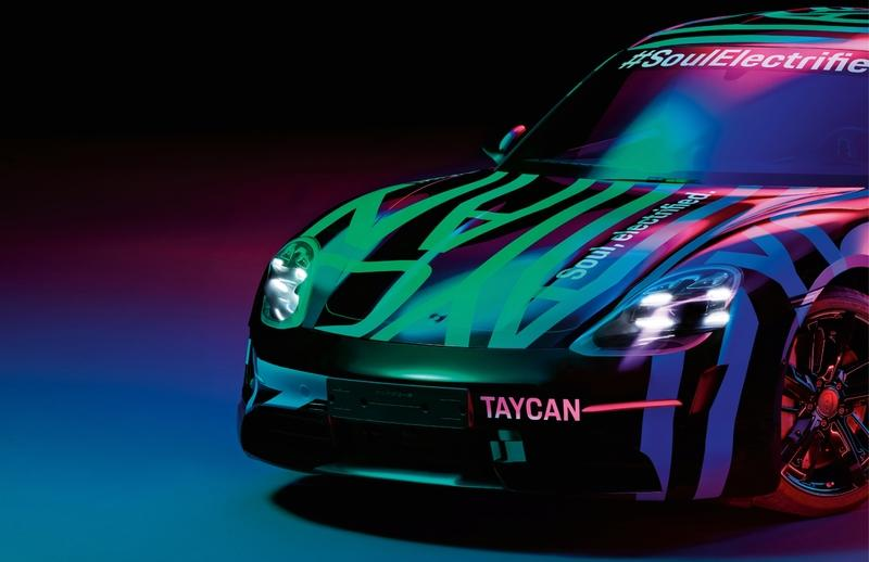 One of The 2020 Tesla Model Y's Biggest Rivals, the Porsche Taycan Cross Turismo, Arrives in 2020