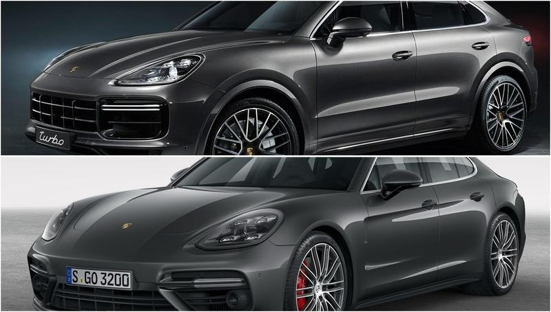 Please Buy a Porsche Panamera Rather Than the 2020 Porsche Cayenne Coupe