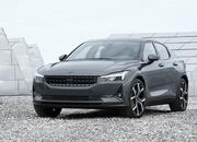 Polestar Takes Aim at Tesla Model 3 With 408-Horsepower Polestar 2 - image 827025