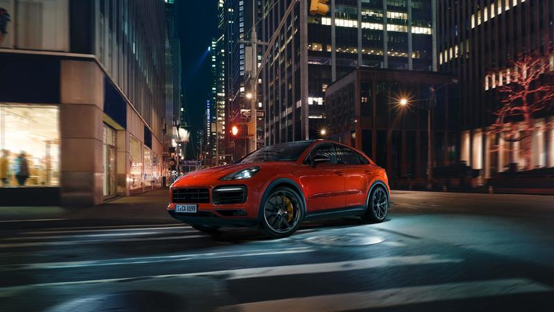 Wallpaper of the Day: 2020 Porsche Cayenne Coupe