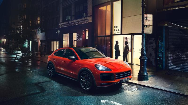 The 2020 Porsche Cayenne Coupe Is the Continuation of a Dumb Segment - image 831915