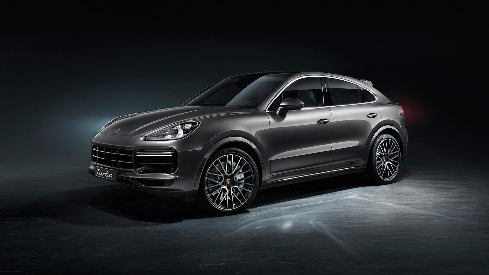 The 2020 Porsche Cayenne Coupe Is The Bmw X6 Rival You