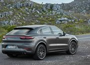 The 2020 Porsche Cayenne Coupe Is the Continuation of a Dumb Segment - image 831897