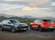 The 2020 Porsche Cayenne Coupe Is the Continuation of a Dumb Segment - image 831902