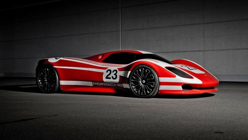 A New Porsche Hypercar Is Coming and You Won't Believe What Porsche is Considering