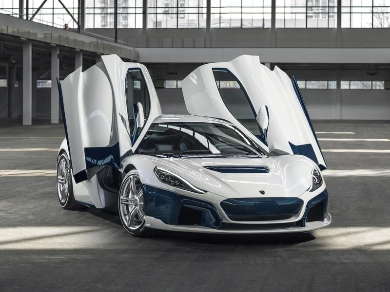 The Production Version of the Rimac C Two Debuts in Geneva Next Year, But Under What Name?