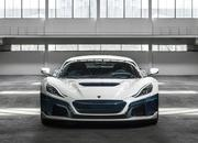 The Rimac C_Two Shows Off New Livery at the 2019 Geneva Motor Show - image 827049
