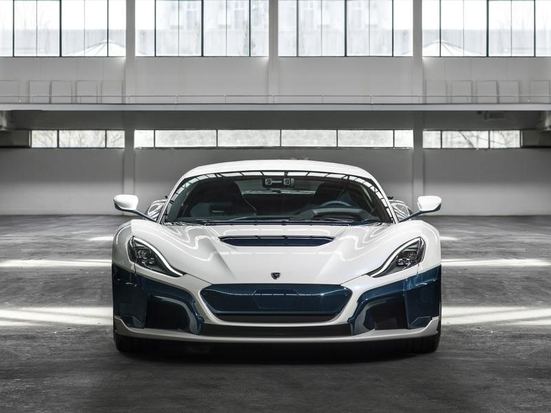 The Production Version of the Rimac C Two Debuts in Geneva Next Year, But Under What Name? - image 827049