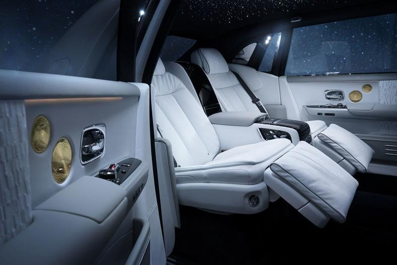 2019 Rolls Royce Phantom Tranquility Top Speed