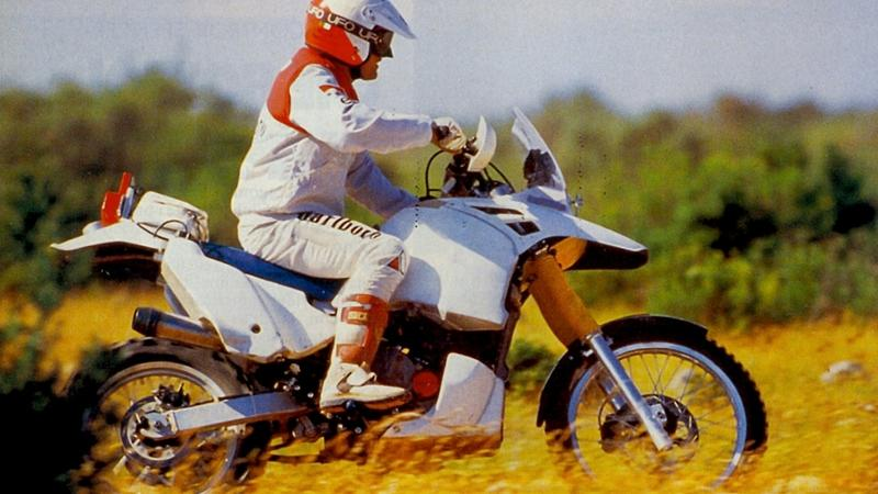 Is The Suzuki DR Big Making a Comeback?