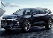 The 2018 Chevy FNR Carry-All Concept Will Come to Life as a Three-Row Chevy Blazer XL - image 828545