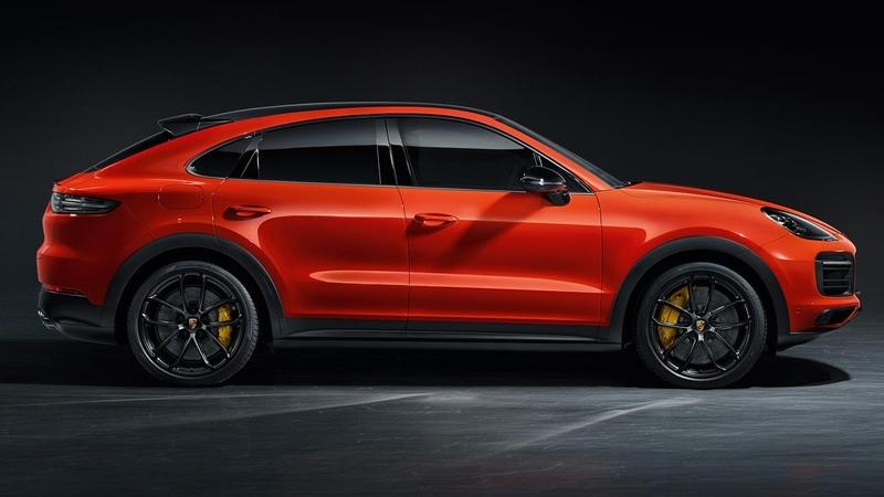 The 2020 Porsche Cayenne Coupe Is the Continuation of a Dumb Segment