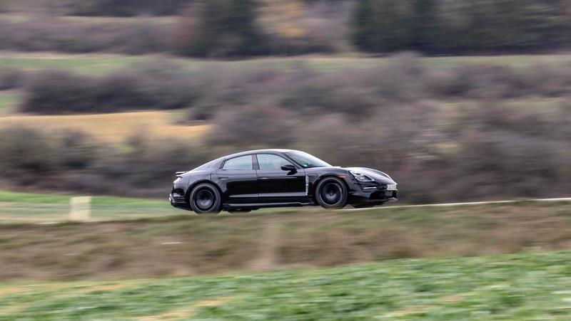 The 2020 Porsche Taycan Will Debut In Production Guise This September