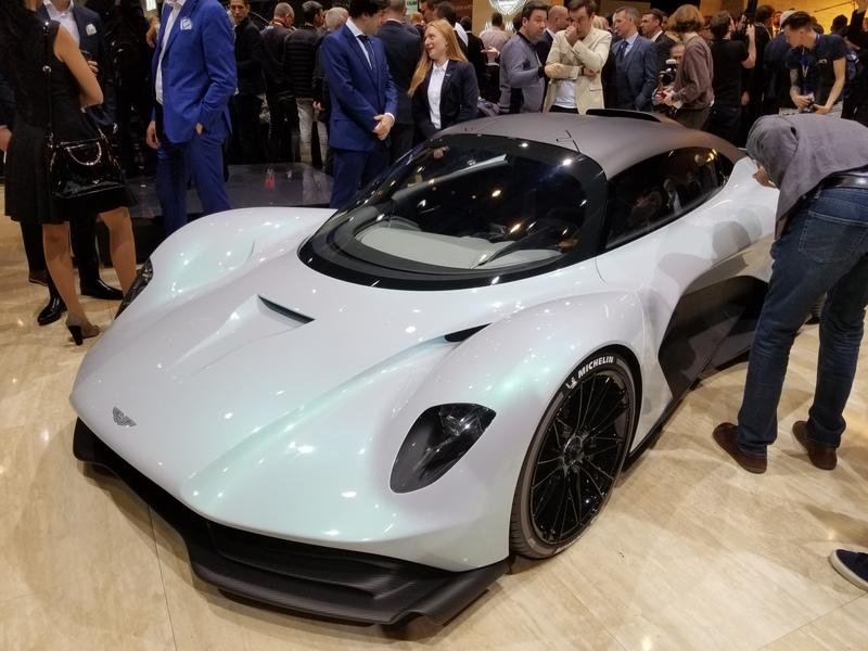 2020 Aston Martin AM-RB 003 - image 827901