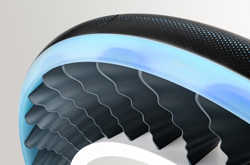 The Coolest Concept at the 2019 Geneva Motor Show Might Be This Flying Car Tire Propeller