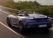 The Mercedes-AMG GT R Roadster is the Ultimate but Limited Open-Air AMG Sports Car - image 827033