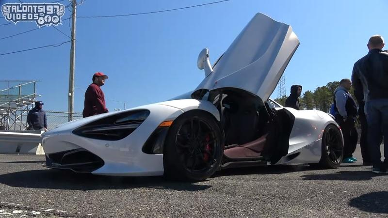 The World's Fastest McLaren 720S Just Ran the Quarter-Mile in Less Than 9 Seconds