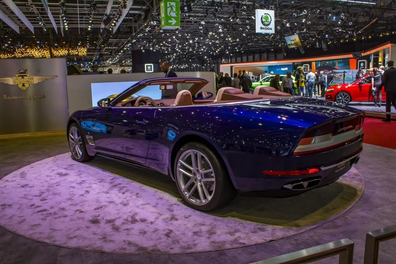 The 2020 Touring Superleggera Sciadipersia Cabriolet Just Might Be The Secret Star of the Geneva Motor Show - image 828643