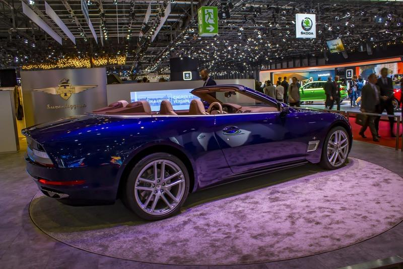 The 2020 Touring Superleggera Sciadipersia Cabriolet Just Might Be The Secret Star of the Geneva Motor Show