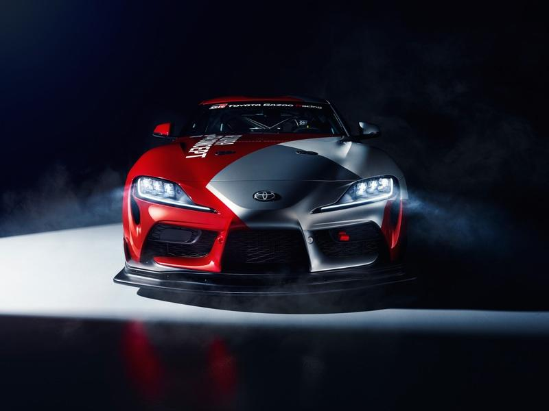 Toyota Races Into Geneva With GR Supra GT4 Concept