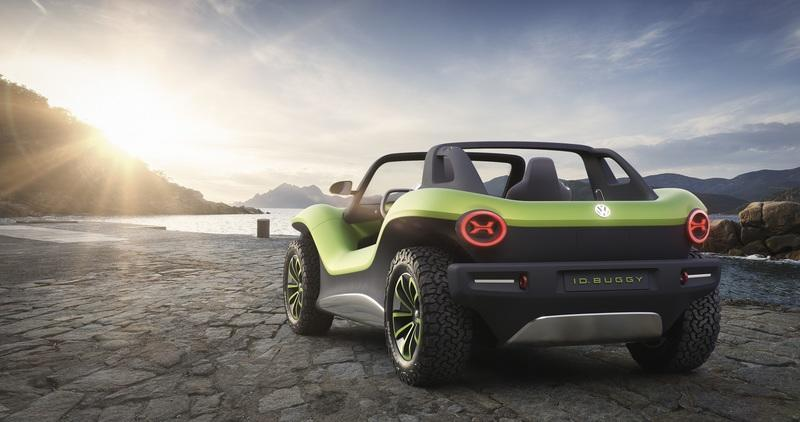 "Volkswagen Trademarks ""E-Thing"" As It Moves to Retro-Electrify Its Range"