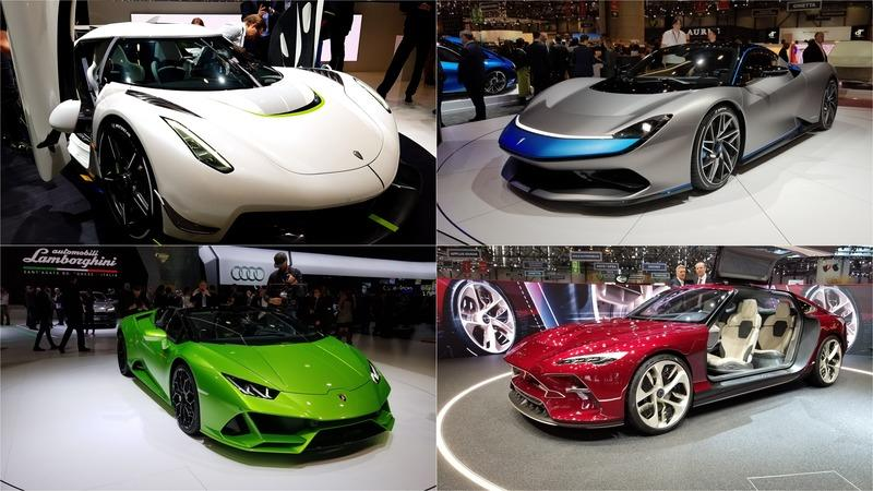 Why 2019 was the year of the little guys at the Geneva Auto Show