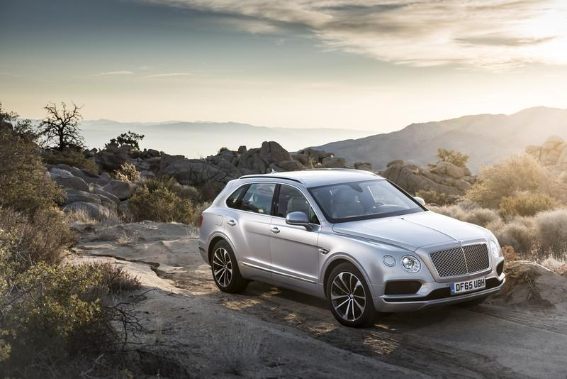 2017 Bentley Bentayga - image 833861