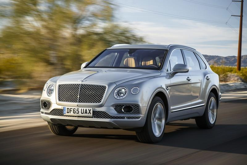 2017 Bentley Bentayga - image 833867