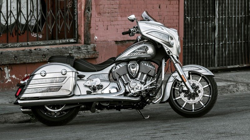2018 Indian Motorcycle Chieftain Elite - image 834982