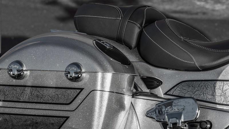 2018 Indian Motorcycle Chieftain Elite