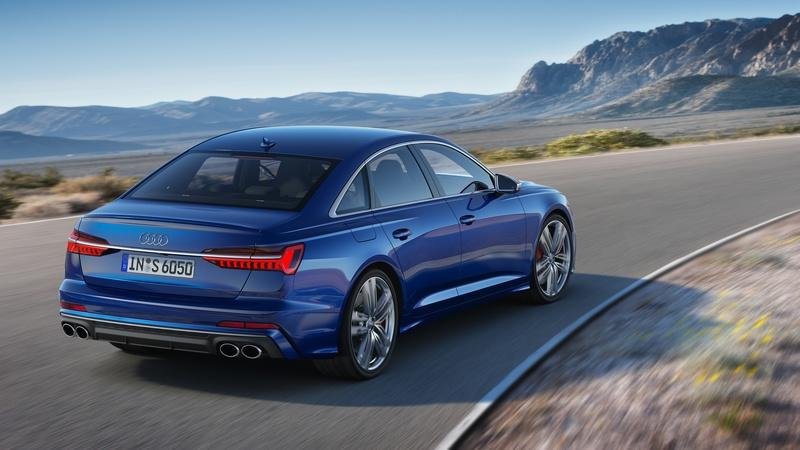 2020 Audi S6 Top Speed